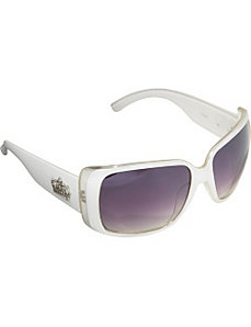 Lady Sunglasses with Elegant 3D Crown Design by SW Global Sunglasses