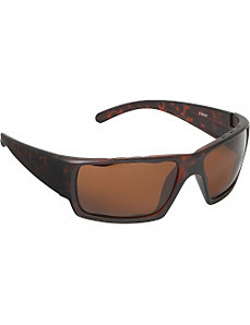 Rectangle Wrap Sporty Sunglasses by SW Global Sunglasses