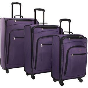 POP 3 Piece Spinner Luggage Set