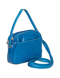 Florentine Top Zip Mini Bag by David King & Co.