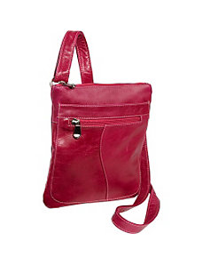 Florentine Slender Shoulder Bag by David King & Co.