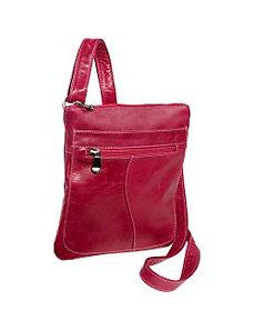Florentine Slender Shoulder Bag by David King & Co.