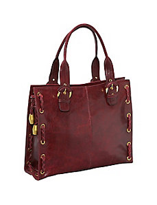 Double Handle Tote by AmeriLeather