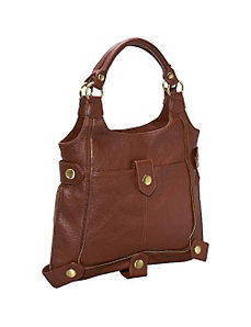 Large Leather Tote by AmeriLeather
