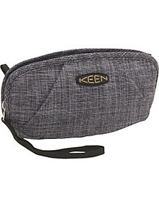 Hazel Wristlet Wallet (cross hatch) by Keen