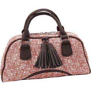 Starfish Novetly Fabric Satchel Handbag Purse