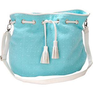 Fresh Air Novelty Fabric Crossbody Handbag