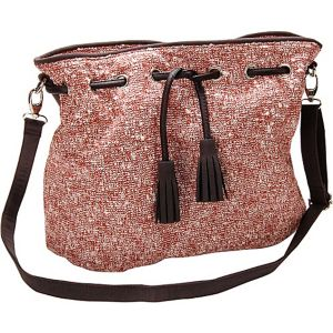 Starfish Novetly Fabric Crossbody Handbag