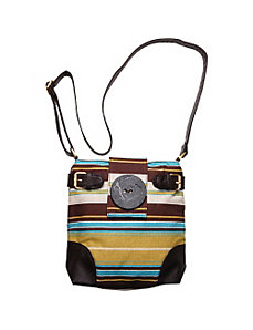 Veranda Essential Handbag Purse by Flying Daisies
