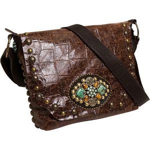 Gemstone Messenger Bag