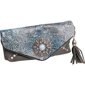 Quadrille Clutch