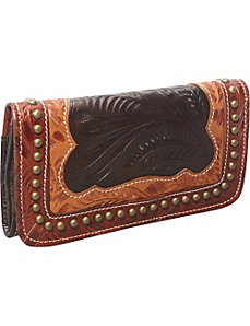 Calico Creek Collection Wallet by American West