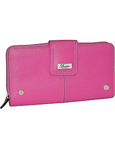 Westcott Zip Organ Clutch by Buxton