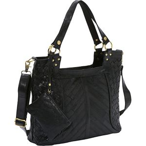 Hazelle Leather Shoulder Bag