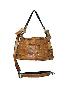 Miao Leather Handbag by AmeriLeather