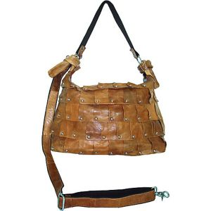 Miao Leather Handbag