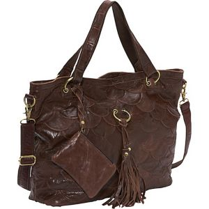 Cherokee Leather Tote