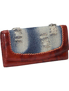 Shera Woman's Wallet/Clutch by AmeriLeather