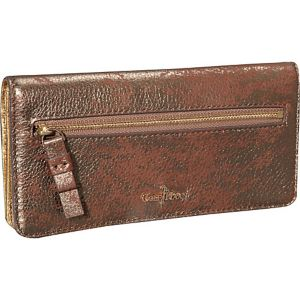 Crosby Metallic Slim Wallet