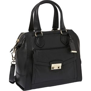 Zoe Small Structured Satchel
