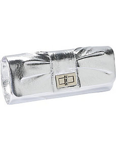 Metallic Clutch by J. Furmani