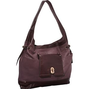 Oliver Key Lock Pocket Hobo