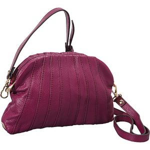 Layla Pleated Crossbody/clutch