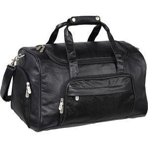 APC Leather Duffel/Sports Bag
