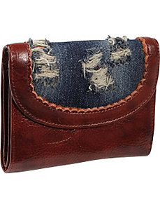 Trey Woman's Wallet by AmeriLeather