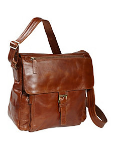 Finn Messenger Bag by AmeriLeather