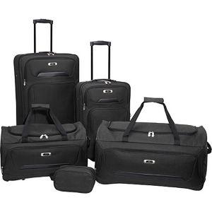 Montlake 5 Piece Luggage Set - EXCLUSIVE