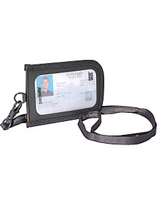 RFID-tec 25 RFID-Blocking ID Badge Holder by Pacsafe