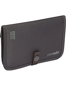 RFID-tec 75 RFID-Blocking Passport Holder by Pacsafe