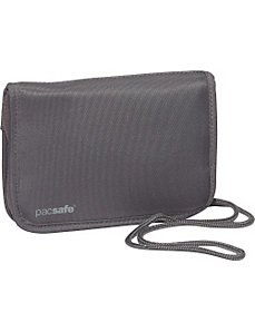 RFID-tec 175 RFID-Blocking Zippered Compact Organi by Pacsafe