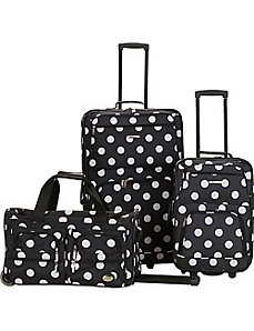 Spectra 3 Piece Luggage Set by Rockland Luggage