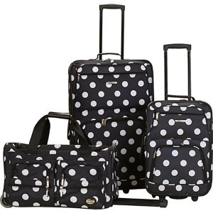 Spectra 3 Piece Luggage Set