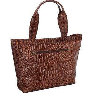 Top Zip Tote Handbag