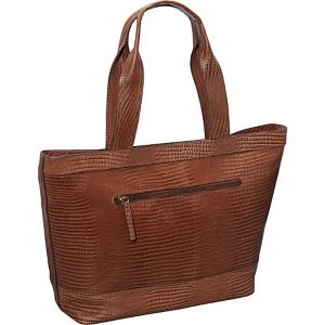 Top Zip Tote Handbag