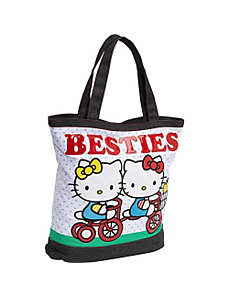 Hello Kitty & Mimmy Best Friends Tote by Loungefly