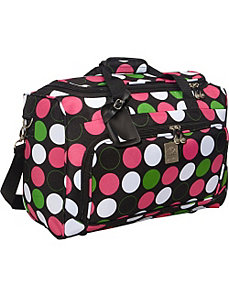 Multi Dots City Duffel by Jenni Chan