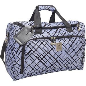 Brush Strokes City Duffel
