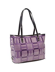 Vegas Photo Print Tote Med by Nine West Handbags