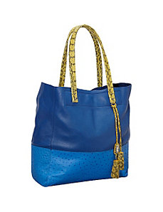 Suze Mixed Media Tall Tote by Rafe New York