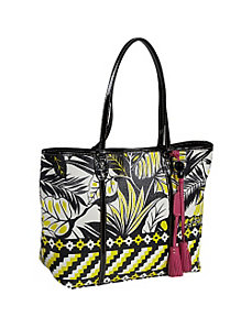 Jesse Printed PVC Medium Tote by Rafe New York