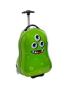 Alien Kids' Rolling Carry On by TrendyKid