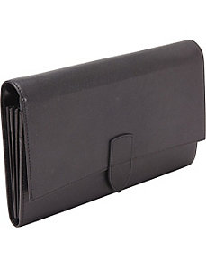 Diplomat Passport Wallet by Royce Leather