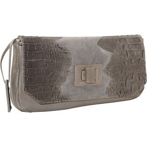 Croco Embossed - Clutch