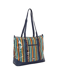 Coated Hannah's Tote by Hadaki