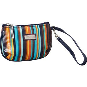 Coated ID Wristlet