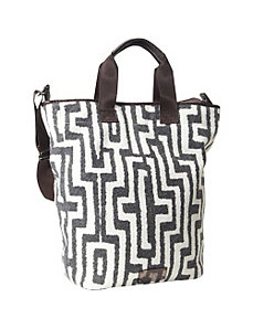 Printed Boude N/S Tote by Echo